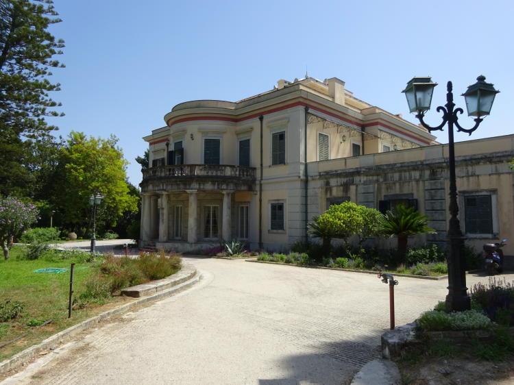 Mon Repos - Korfu Stadt