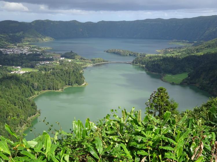 Aussichtspunkt Vista do Rei - Sete Cidades