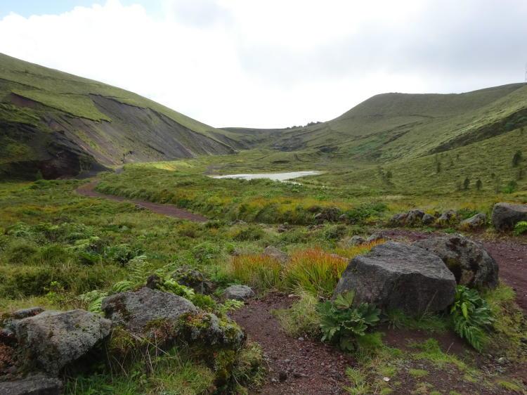 Wanderung Lagoas Empadadas