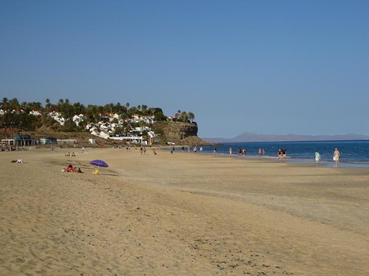 Playa del Matorral - Morro Jable