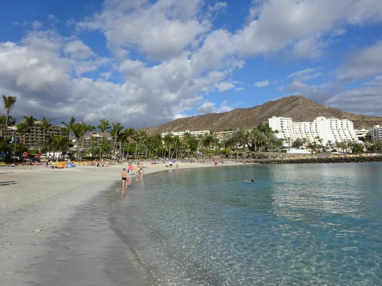 Anfi Beach - Playa de la Verga
