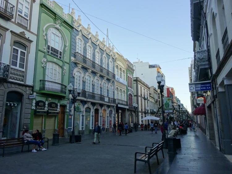 Altstadt Las Palmas - Einkaufsmeile
