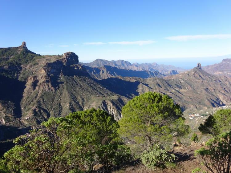 Wanderung mit Panoramablick