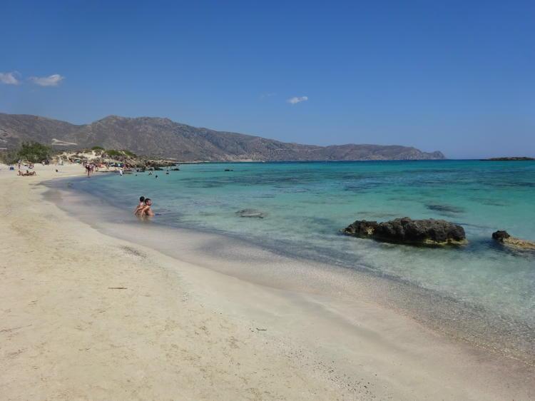 Insel Elafonisi