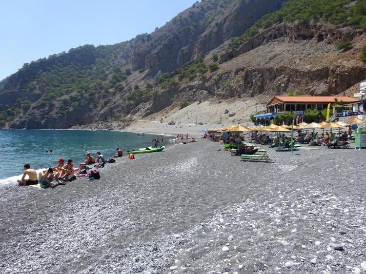 Strand Agia Roumeli