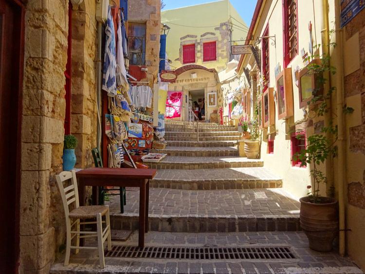 Chania - Altstadt