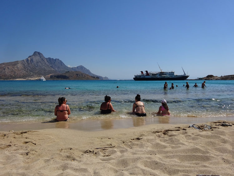 Gramvousa Beachfeeling