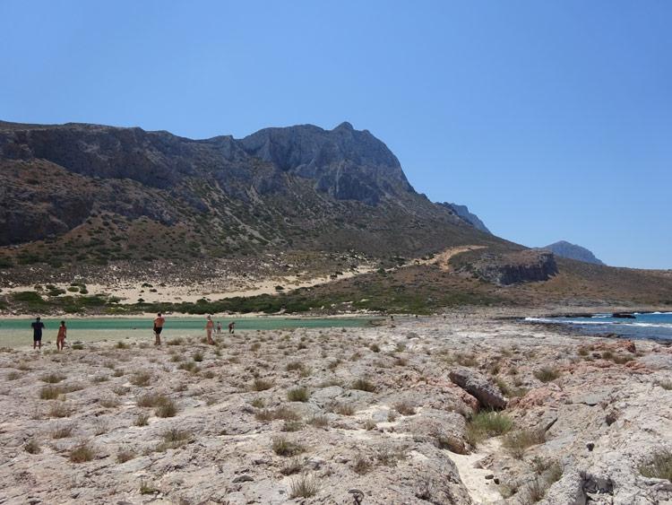 Bucht von Balos - Kreta