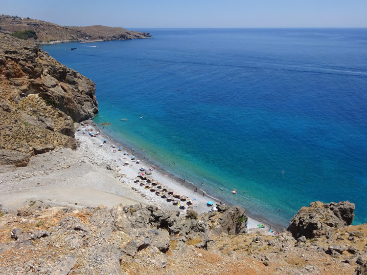 Ilingas Beach - Kreta