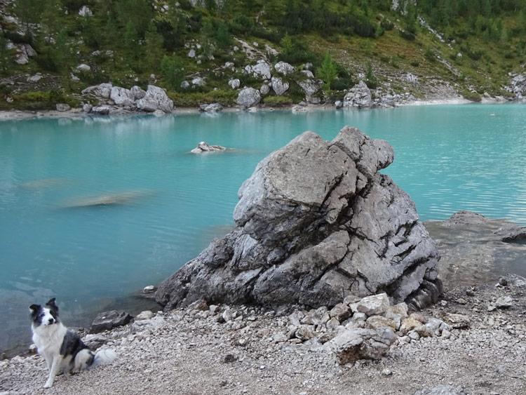Sorapis See - Dolomiten