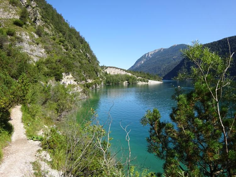 Wanderweg Achensee