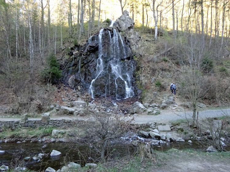 Wasserfall Harz